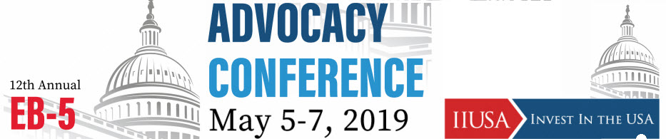 Invest In the USA EB-5 Advocacy Conference